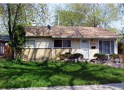 Southfield Single Family Home For Sale: 28168 Fairfax St