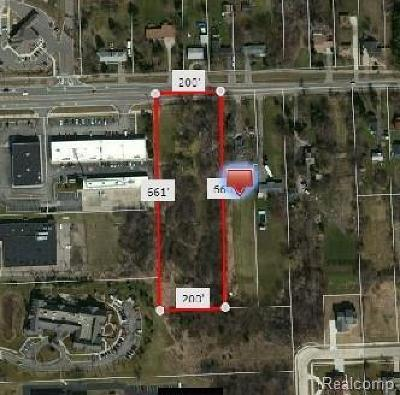 Residential Lots & Land For Sale: 1857 South Blvd W