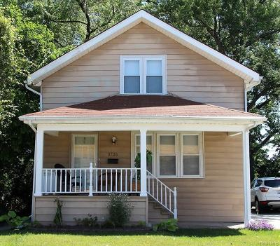 Ferndale Single Family Home For Sale: 2726 Horton St