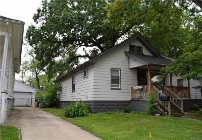 Ferndale Single Family Home For Sale: 400 Channing St