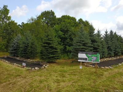 Lapeer Residential Lots & Land For Sale: Lily Ann Ln