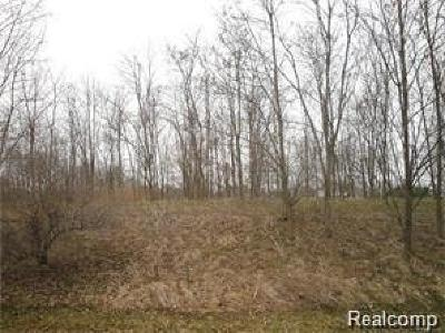 Lapeer Residential Lots & Land For Sale: Pine Ridge Dr