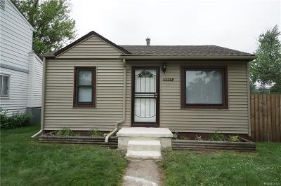 Taylor Single Family Home For Sale: 6302 Hazel St
