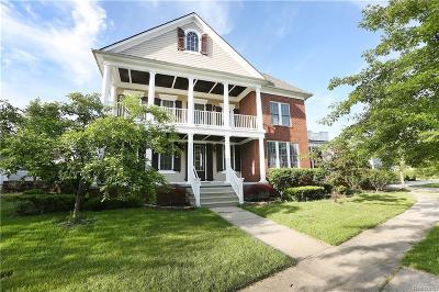 Canton Single Family Home For Sale: 595 McKinley Cir