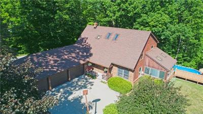 St. Clair Single Family Home For Sale: 3540 Timberline Dr