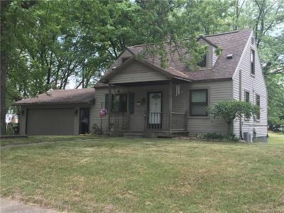 Taylor Single Family Home For Sale: 6245 Wellington St