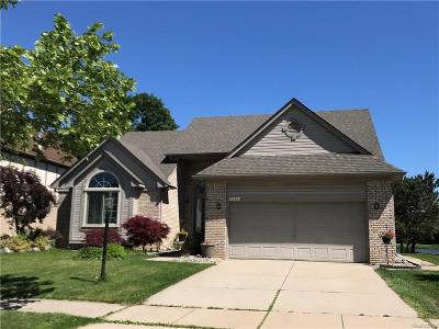 Single Family Home For Sale: 1171 Congress Dr