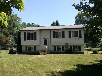 Lapeer Single Family Home For Sale: 2480 Springfield