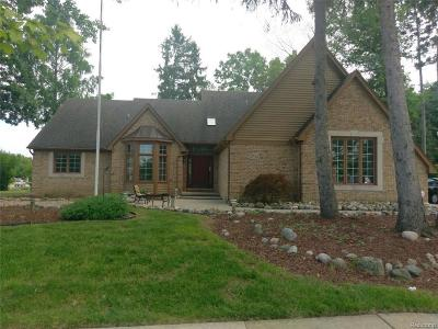 Macomb Single Family Home For Sale: 2762 Farmdale Dr