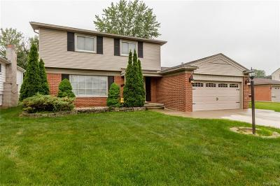 Dearborn Heights Single Family Home For Sale: 26727 Kingswood