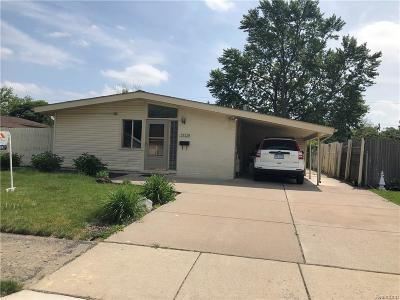Southfield Single Family Home For Sale: 29530 Everett St