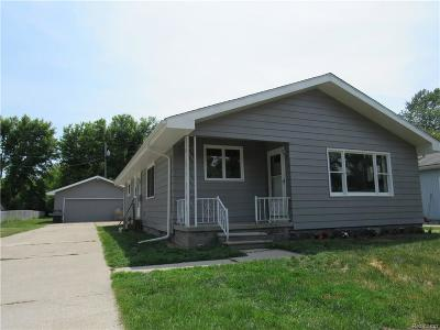 St. Clair Single Family Home For Sale: 1983 Vine St