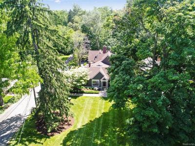 Franklin Single Family Home For Sale: 26005 Carol Ave