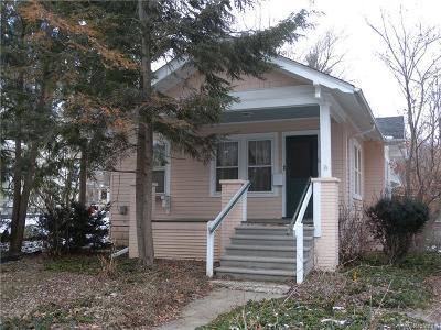 Franklin Single Family Home For Sale: 26246 Vincennes Ave