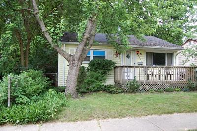 Taylor Single Family Home For Sale: 9064 Westlake St