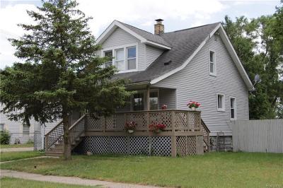 Warren Multi Family Home For Sale: 11484 Sherman Ave