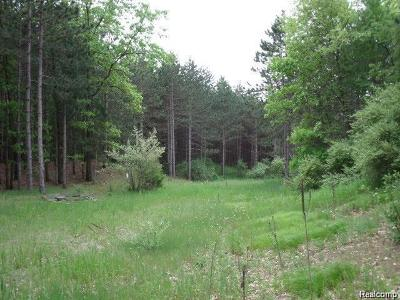 Lapeer Residential Lots & Land For Sale: Steeplechase Dr