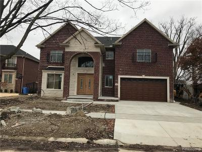 Dearborn Heights Single Family Home For Sale: 26408 Cecile St