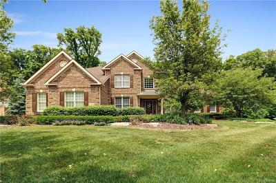 Northville Single Family Home For Sale: 15688 Troon Crt