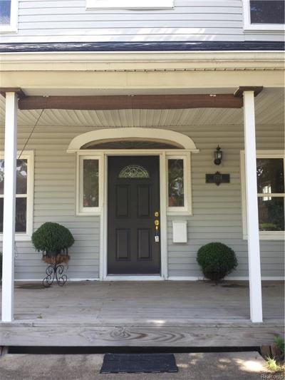 Ferndale Single Family Home For Sale: 1924 Pinecrest Dr