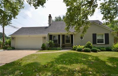 Birmingham Single Family Home For Sale: 901 W Southlawn Blvd