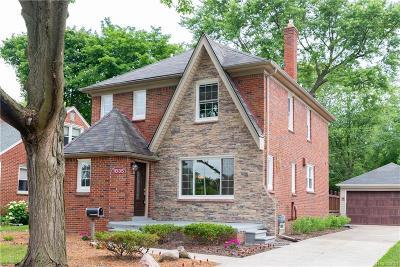 Royal Oak Single Family Home Sold: 1835 McDonald Ave