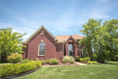 Rochester Single Family Home For Sale: 3566 Inverness Dr