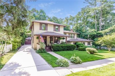 Northville Single Family Home For Sale: 230 N Rogers St