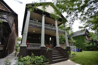 Detroit Single Family Home Pending: 4752 Avery St