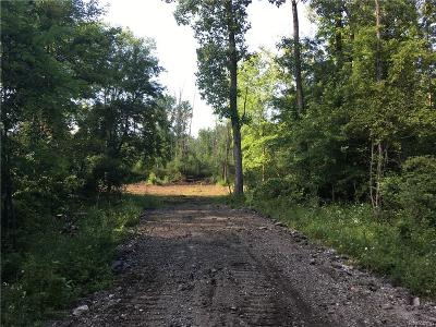 Residential Lots & Land For Sale: 37251 Hobarth Rd
