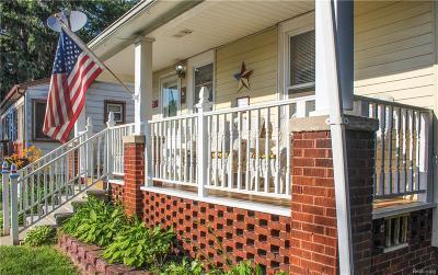Wayne Single Family Home For Sale: 4523 Williams St
