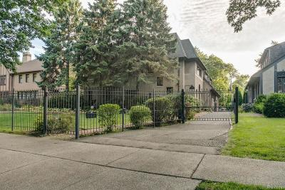 Detroit Single Family Home For Sale: 2501 Iroquois