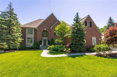 Rochester Hills Single Family Home For Sale: 1988 Tall Oaks Blvd