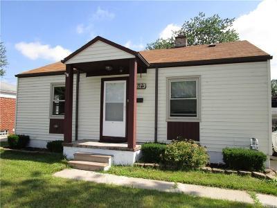 Saint Clair Shores Single Family Home For Sale: 22829 E 13 Mile Rd