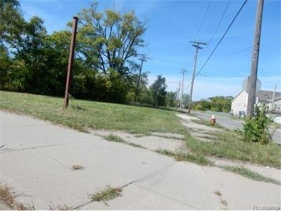 Detroit Residential Lots & Land For Sale: 3816 W Warren Ave