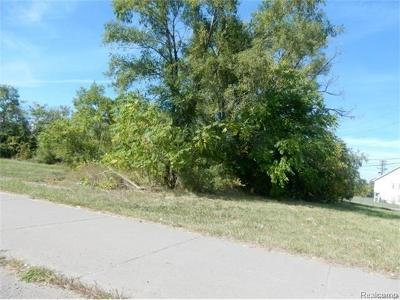 Detroit Residential Lots & Land For Sale: 3826 W Warren Ave