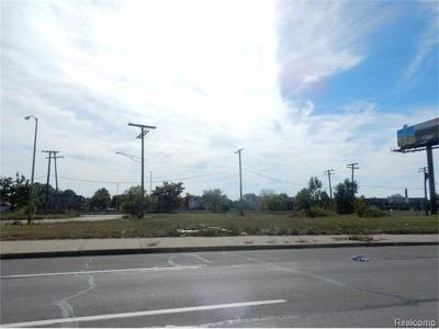 Detroit Residential Lots & Land For Sale: 9537 Grand River Ave