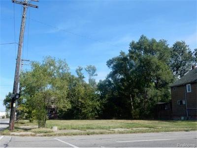 Detroit Residential Lots & Land For Sale: 5974 14th St