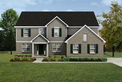 Farmington Hills Single Family Home For Sale: 22335 Diamond Crt