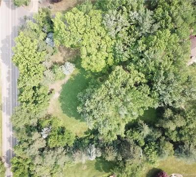 Franklin Residential Lots & Land For Sale: 27345 Ovid Crt