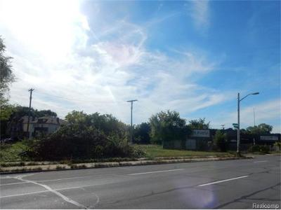 Detroit Residential Lots & Land For Sale: 12139 Grand River Ave