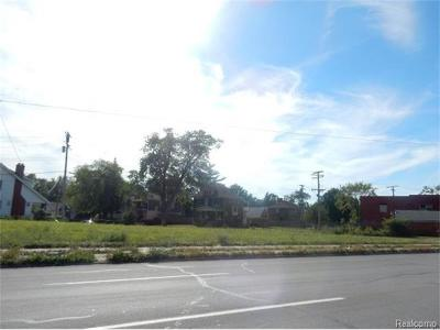 Detroit Residential Lots & Land For Sale: 12077 Grand River Ave