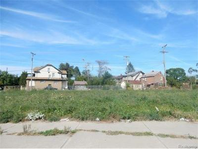 Detroit Residential Lots & Land For Sale: 11810 Grand River Ave