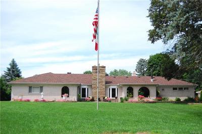 Livonia Single Family Home For Sale: 36650 Joy