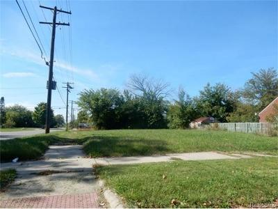Detroit Residential Lots & Land For Sale: 4305 Gray St