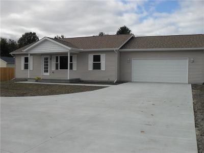 Burtchville Single Family Home For Sale: 7063 Lakeshore Rd
