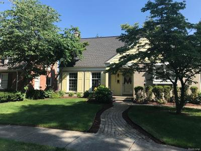 Dearborn Single Family Home For Sale: 22364 Long Blvd