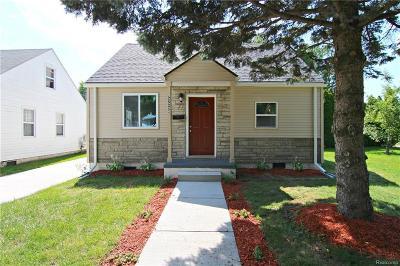Roseville Single Family Home For Sale: 28251 Ginley St