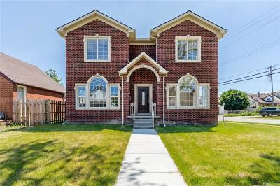 Dearborn Single Family Home For Sale: 14269 Barclay