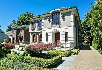 Birmingham Single Family Home For Sale: 862 Watkins St